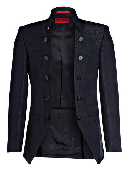WILVORST Anzugsakko Slim Fit, Farbe: 030 blau gemustert (Bild 1)