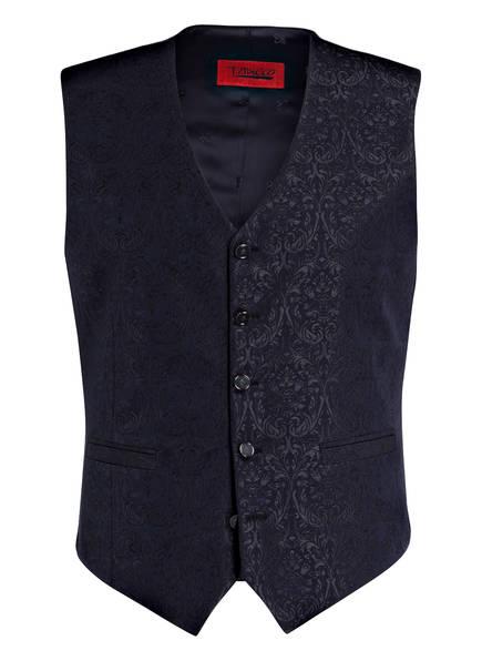 WILVORST Anzugweste, Farbe: 030 blau gemustert (Bild 1)