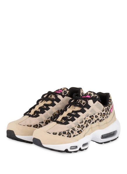 153c9ef0da Nike Sneaker AIR MAX 95 PREMIUM ANIMAL, Farbe BEIGE/ BRAUN (Bild 1)