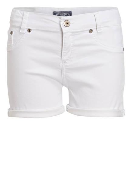 BLUE EFFECT Jeans-Shorts , Farbe: WEISS (Bild 1)