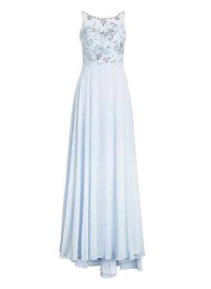 VISOUS Abendkleid, Farbe: HELLBLAU (Bild 1)