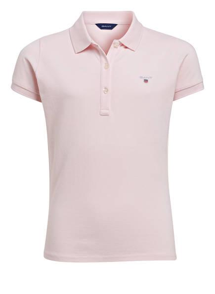 GANT Piqué-Poloshirt, Farbe: ROSA (Bild 1)