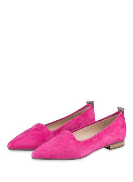 DONNA CAROLINA Slipper, Farbe: PINK (Bild 1)