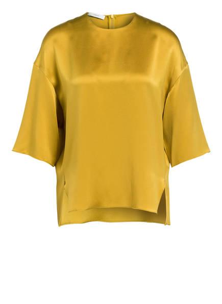 VINCE Seidenshirt, Farbe: GELB (Bild 1)