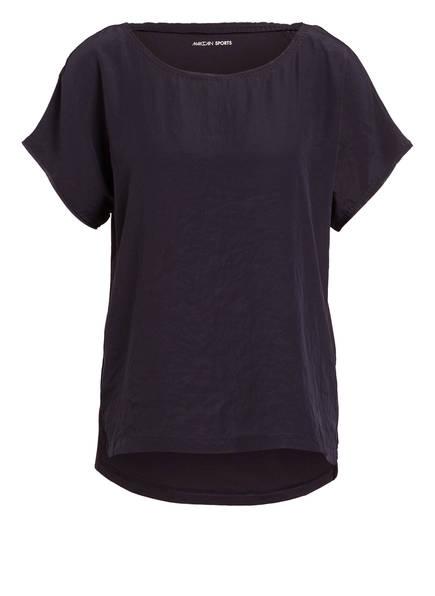 MARCCAIN Blusenshirt , Farbe: 395 midnight (Bild 1)