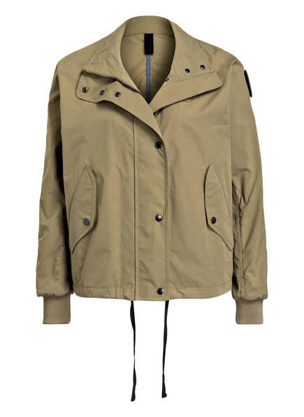 Blauer Jacke, Farbe: OLIV (Bild 1)