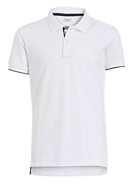 Pepe Jeans Poloshirt, Farbe: WEISS (Bild 1)