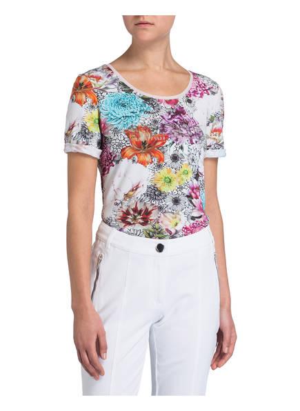 Weiss Airfield shirt Hellblau Lila T POU7qwU