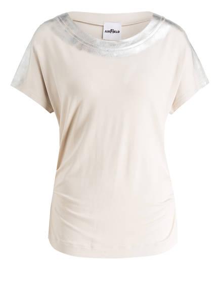 Airfield T T shirt Beige shirt Airfield gyn5Wwaqa4