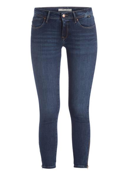 Mavi 7/8-Jeans Serenity blau
