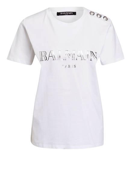 BALMAIN T-Shirt , Farbe: WEISS (Bild 1)