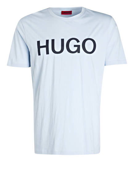 HUGO T-Shirt DOLIVE, Farbe: HELLBLAU (Bild 1)