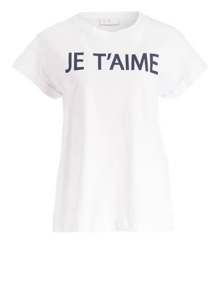 rich&royal T-Shirt, Farbe: WEISS (Bild 1)