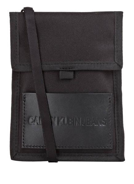 Calvin Klein Jeans Geldbörse, Farbe: SCHWARZ (Bild 1)