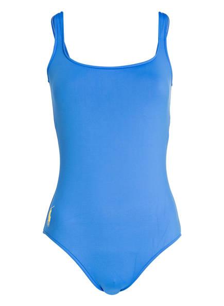POLO RALPH LAUREN Badeanzug MARTINIQUE, Farbe: BLAU (Bild 1)