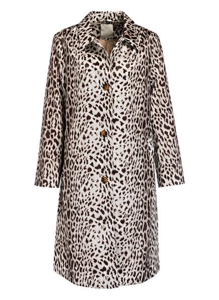 POSTYR Mantel POSLOUISE , Farbe: BEIGE/ DUNKELBRAUN (Bild 1)