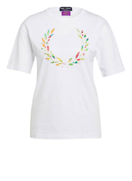 Fred Perry Weiss shirt Perry T Weiss Fred shirt Fred T 5vEfxqx