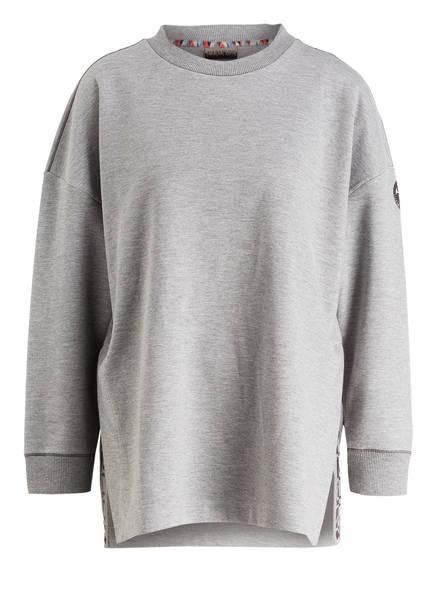 NAPAPIJRI Sweatshirt BALME, Farbe: GRAU MELIERT (Bild 1)