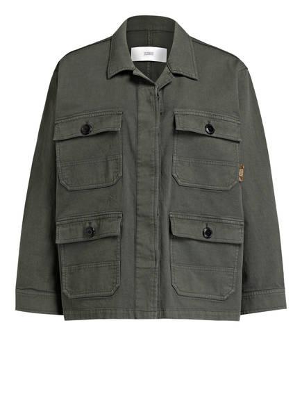 CLOSED Jacke DEAR, Farbe: GRÜN (Bild 1)