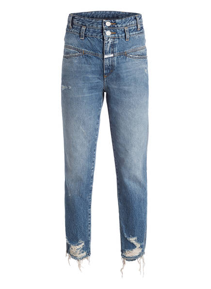 CLOSED Jeans PEDAL DUO , Farbe: MBL MID BLUE (Bild 1)