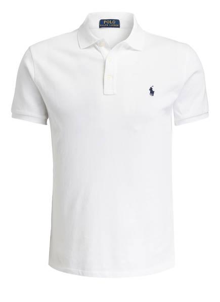 POLO RALPH LAUREN Poloshirt, Farbe: WEISS (Bild 1)