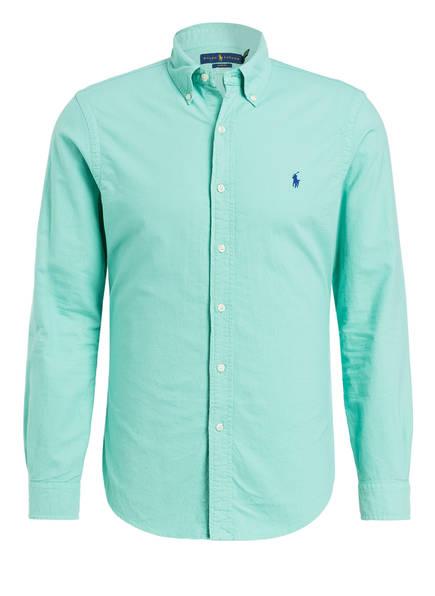 POLO RALPH LAUREN Hemd Slim Fit, Farbe: MINT (Bild 1)