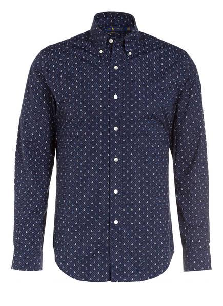 POLO RALPH LAUREN Hemd Slim Fit, Farbe: DUNKELBLAU (Bild 1)