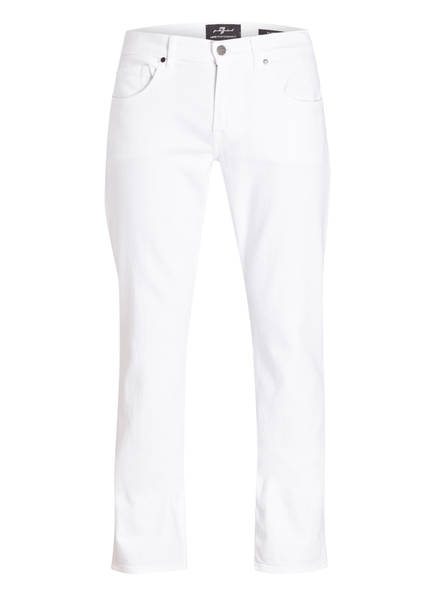 7 for all mankind Jeans SLIMMY Slim Fit, Farbe: WHITE (Bild 1)