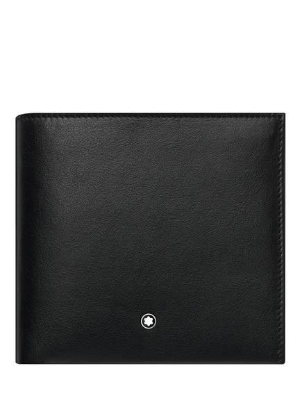 MONTBLANC Geldbörse MEISTERSTÜCK 8CC, Farbe: SCHWARZ (Bild 1)