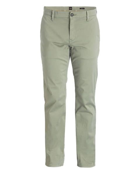 BOSS Chino SCHINO Regular Fit, Farbe: HELLGRÜN (Bild 1)