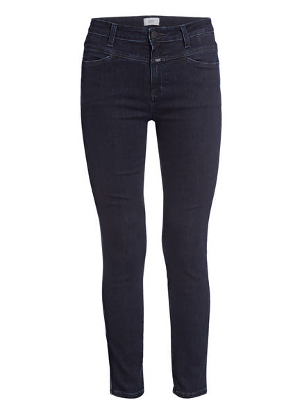 CLOSED 7/8-Jeans SKINNY PUSHER, Farbe: DARK BLUE (Bild 1)