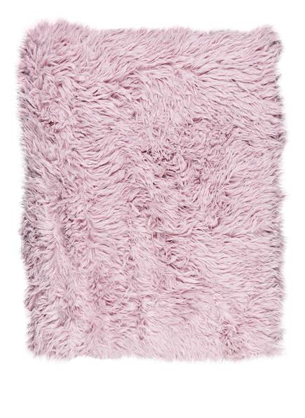 zoeppritz Plaid REBORN, Farbe: ROSÉ (Bild 1)