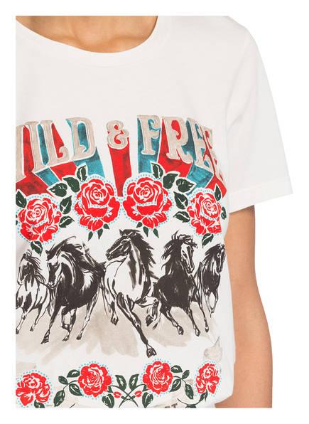 shirt Pierlot Tormento Ecru T Claudie 4EqdwUU