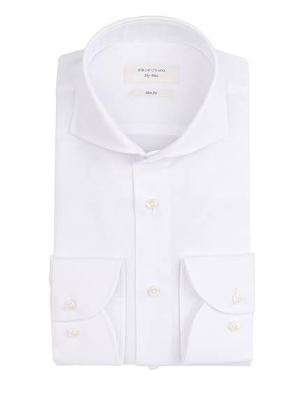 PROFUOMO Hemd Slim Fit, Farbe: WEISS (Bild 1)