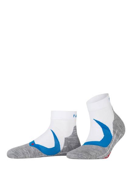 FALKE Socken RU4 COOL SHORT, Farbe: WEISS (Bild 1)