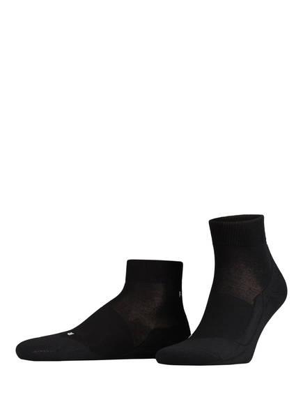 FALKE Running-Socken RU4 LIGHT, Farbe: SCHWARZ (Bild 1)