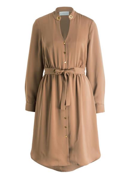 damsel in a dress Blusenkleid HANNAH, Farbe: CAMEL (Bild 1)