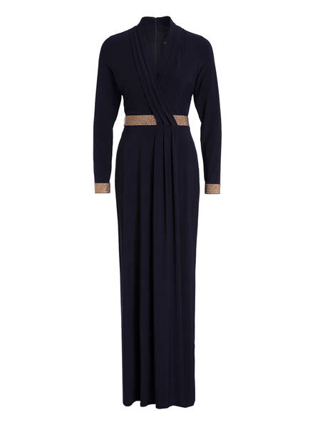 Phase Eight Abendkleid JULIETTA, Farbe: NAVY (Bild 1)