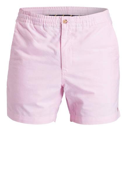 POLO RALPH LAUREN Shorts PREPSTER Classic Fit, Farbe: ROSA (Bild 1)