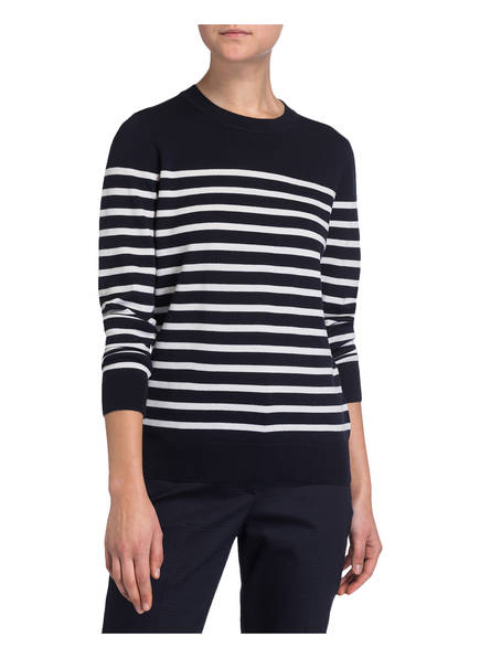 Dunkelblau Hobbs Penny Hobbs Weiss Pullover Pullover 6IqHxpW