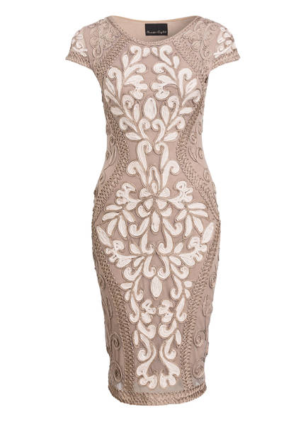 Phase Eight Kleid PERDY, Farbe: HELLBRAUN/ CREME (Bild 1)