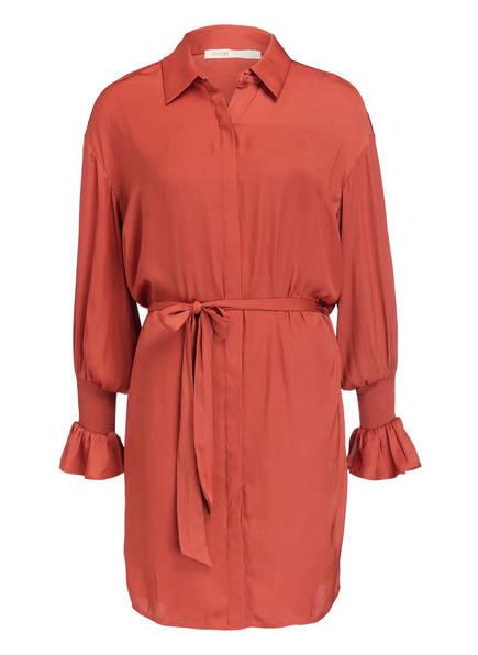 maje Blusenkleid REBANO , Farbe: ROT (Bild 1)
