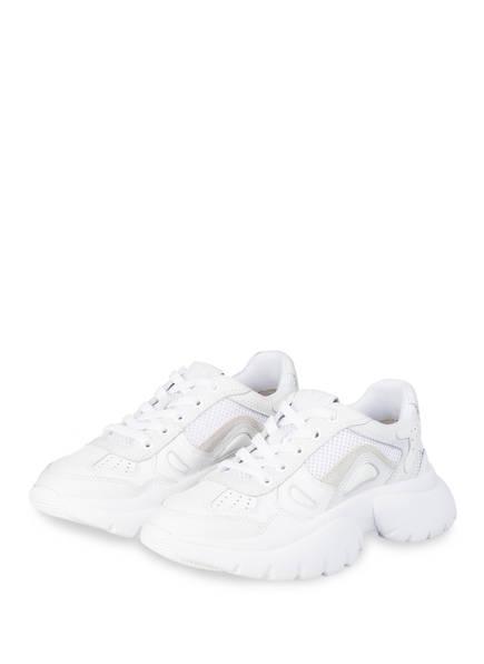 maje Sneaker FASTER, Farbe: WEISS (Bild 1)