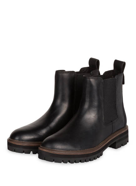 Timberland Chelsea-Boots LONDON SQUARE, Farbe: SCHWARZ (Bild 1)