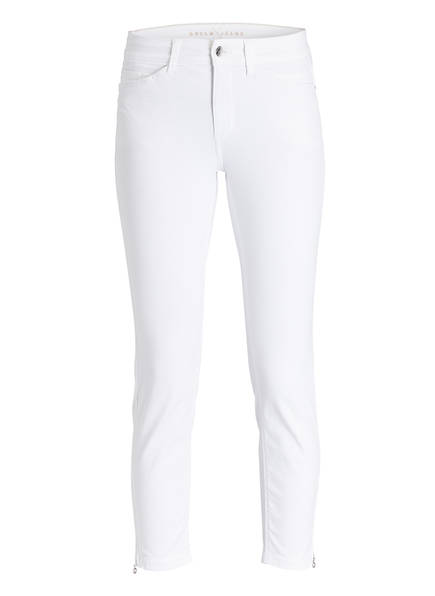 MAC 7/8-Jeans DREAM , Farbe: D010 WHITE DENIM (Bild 1)