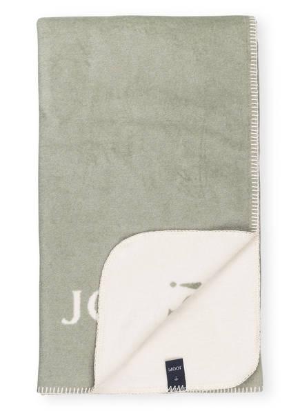 JOOP! Plaid, Farbe: SALBEI/ ECRU (Bild 1)