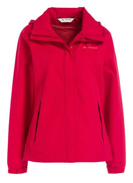 VAUDE Outdoor-Jacke ESCAPE LIGHT, Farbe: ROT (Bild 1)
