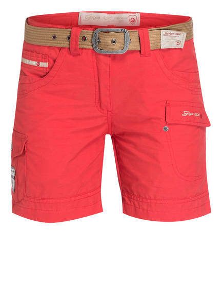 G.I.G.A. DX by killtec Outdoor-Shorts HIRA, Farbe: HELLROT (Bild 1)