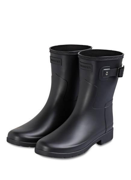 HUNTER Gummi-Boots, Farbe: SCHWARZ (Bild 1)
