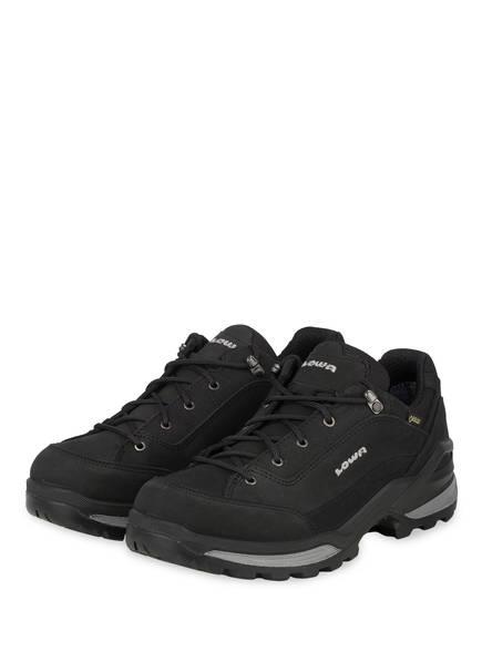 LOWA Outdoor-Schuhe RENEGADE GTX LO, Farbe: SCHWARZ/ GRAPHIT (Bild 1)